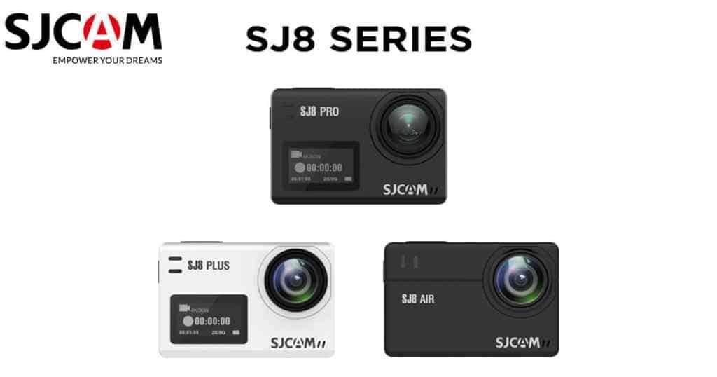 Action camera Sjcam Sj8 Air