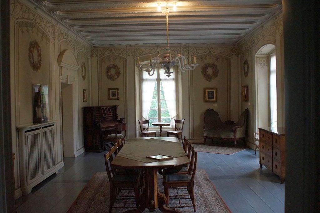 Marianne Rhodius-Zimmer Jagdschloss Burg Linn
