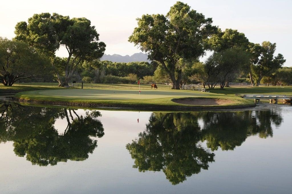 Romantic Escape: Tubac Golf Resort & Spa near Tucson, Arizona