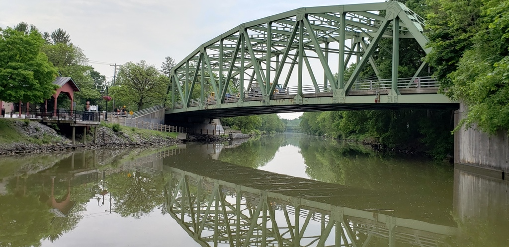 Canaling Adventure: 88 miles on the Erie Canal