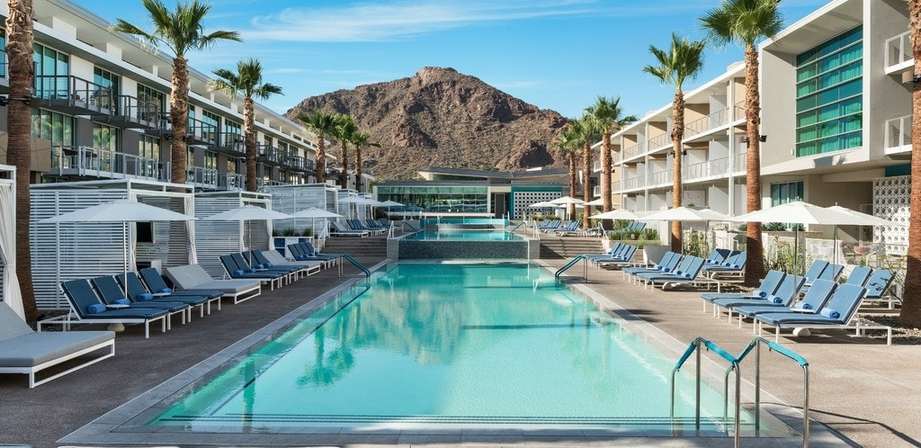Mountain Shadows Resort Scottsdale Hotel Review