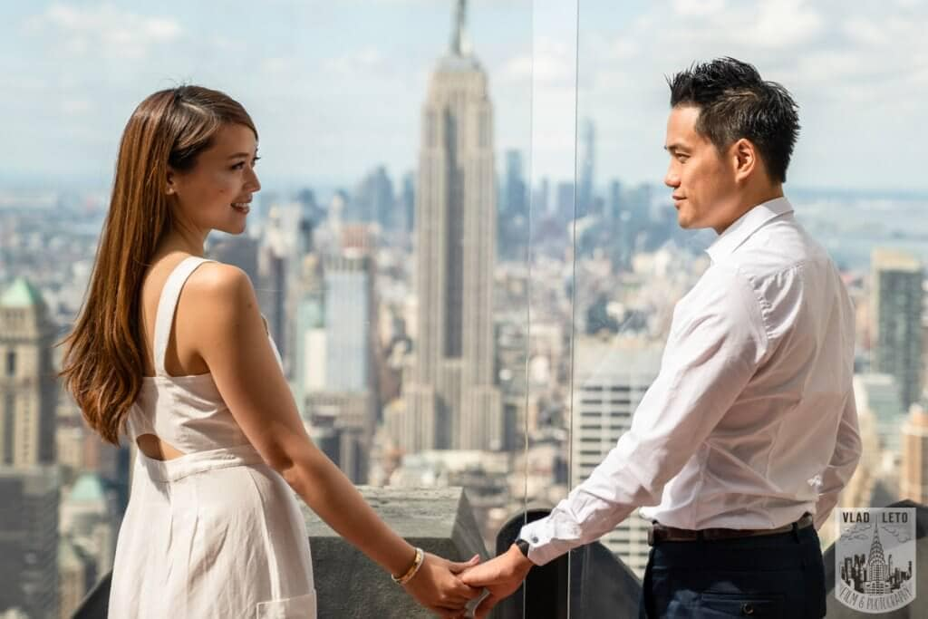 Photo 7 Top of the Rock Marriage Proposal 2