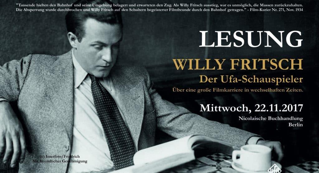 Lesung Berlin 100 Jahre Ufa