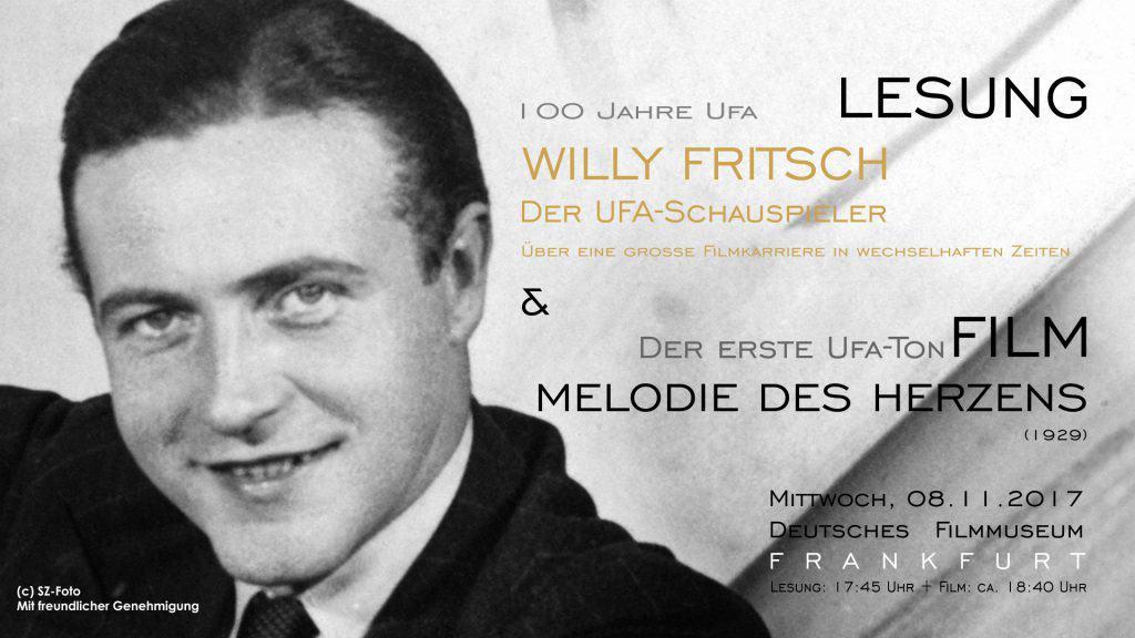 Lesung Frankfurt Deutsches Filmmuseum