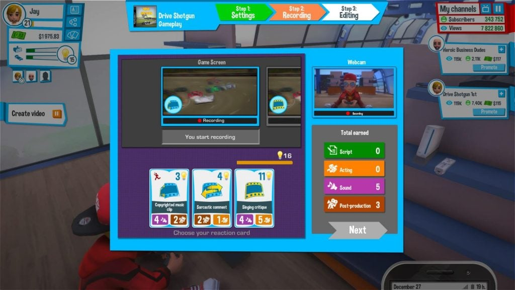 Youtubers Life PC Game Download Free