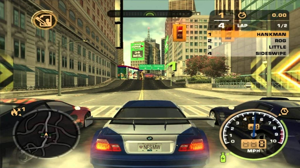 need for speed most wanted download full version free for pc game