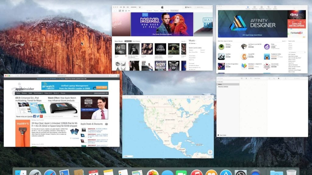Mac OS X El Capitan Free Download For PC Intel And AMD USB