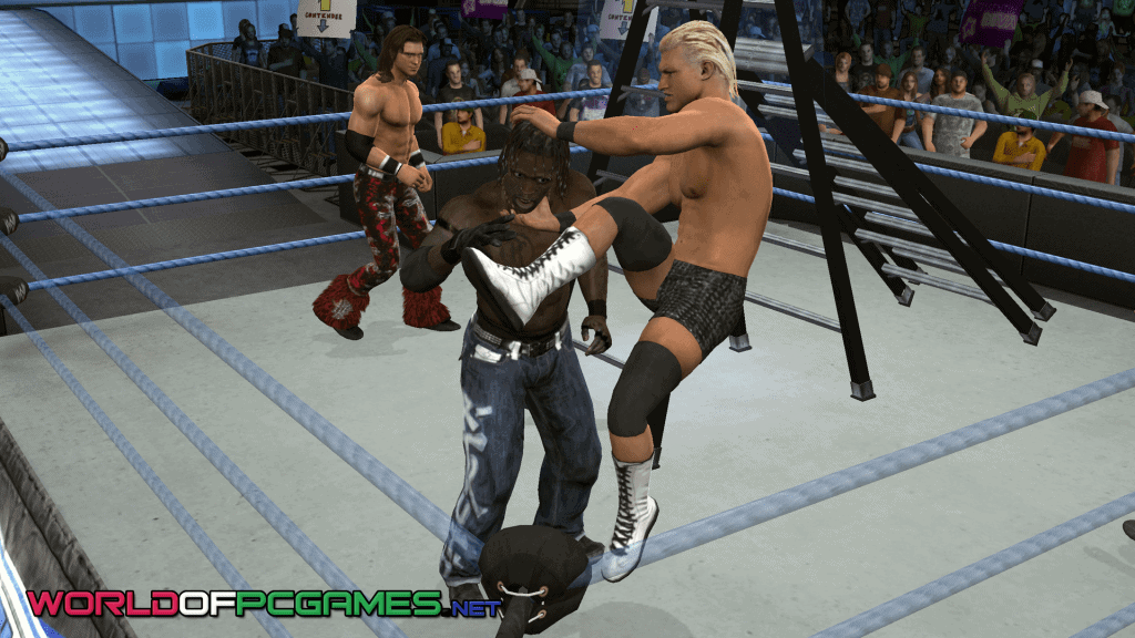 WWE SmackDown VS Raw 2010 Free Download Full Version PC Game
