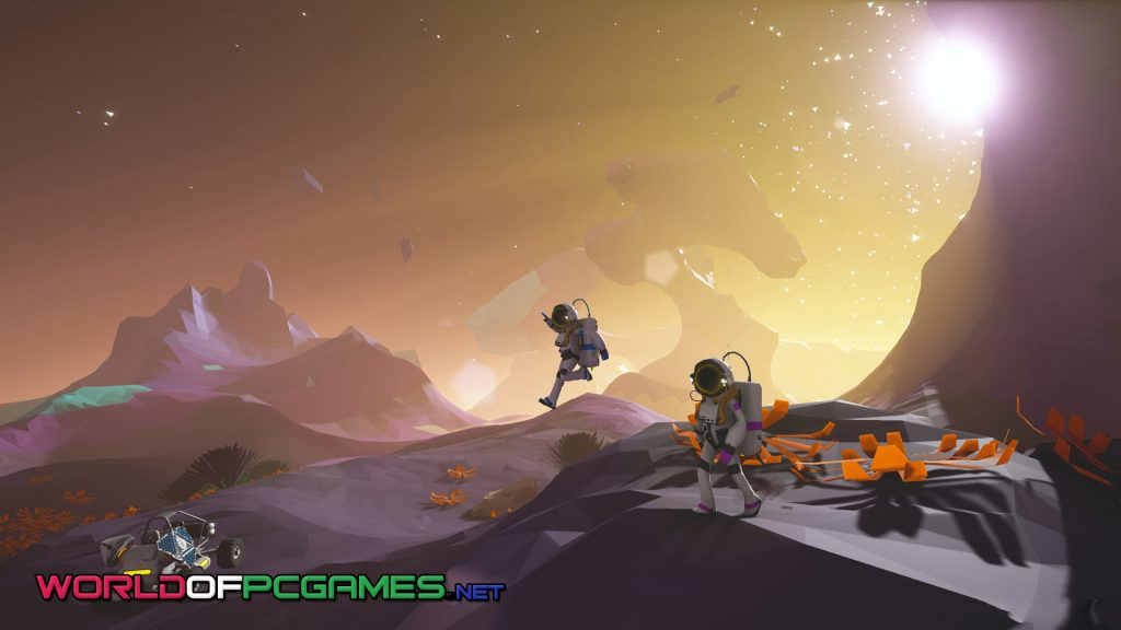 Astroneer Free Download Multiplayer PC Game By Worldofpcgames.net