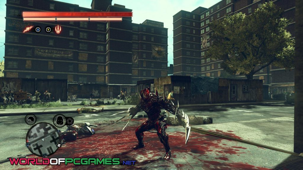 Prototype 2 Free Download PC Game By Worldofpcgames