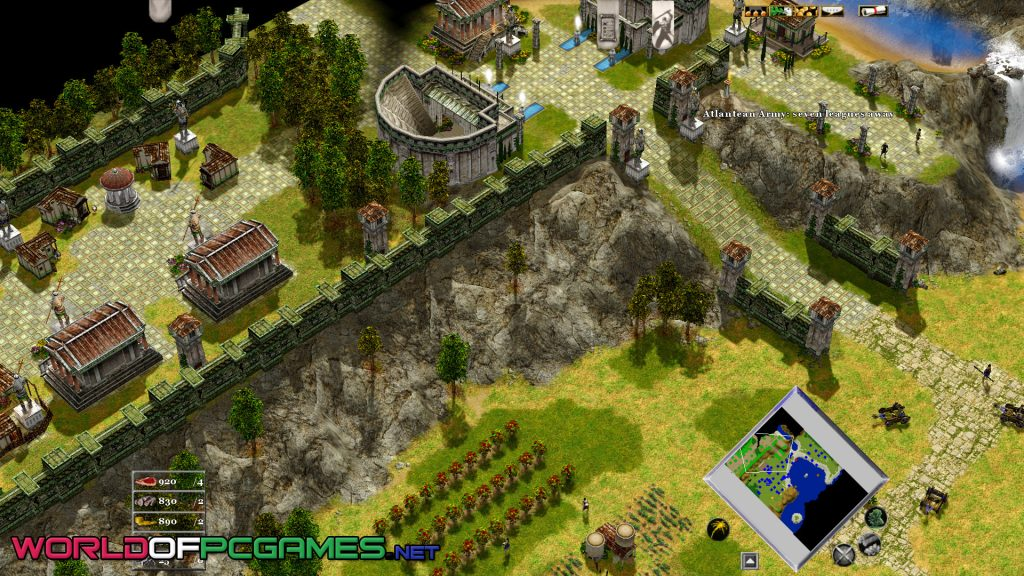 Age Of Mythology For Mac Free Download By Worldofpcgames.com