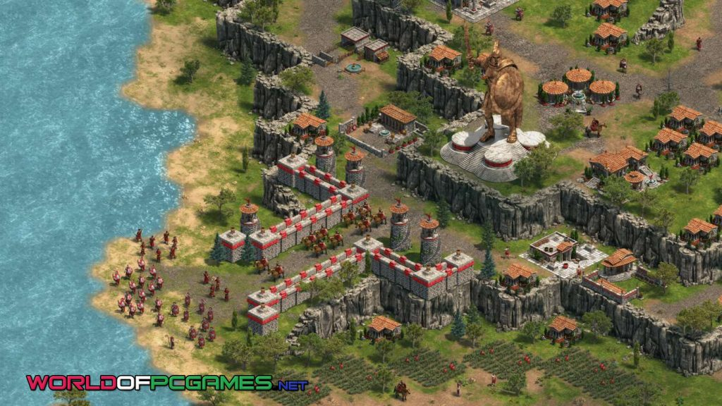 Age Of Empires Definitive Edition Free Download PC Game By Worldofpcgames.com