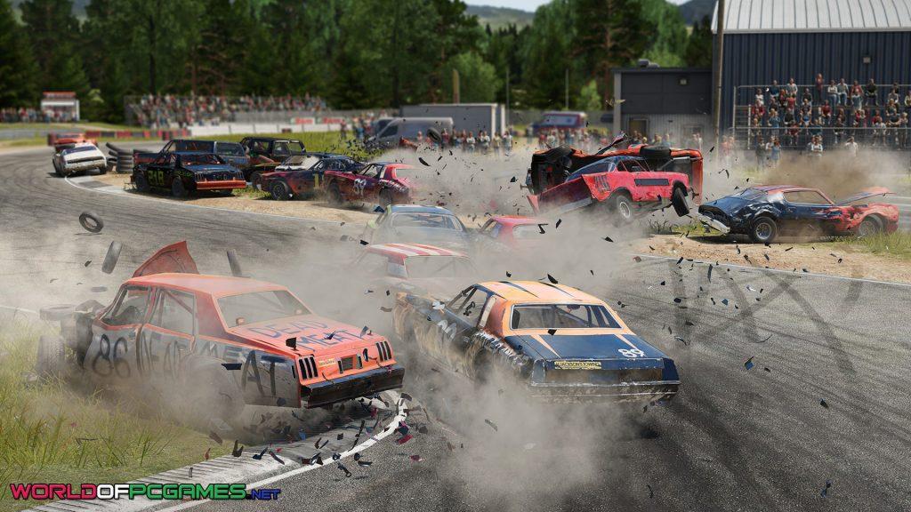Wreckfest Free Download By Worldofpcgames.com
