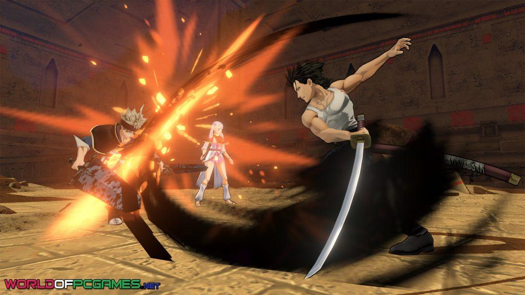 Black Clover Quartet Knights Free Download By Worldofpcgames.co