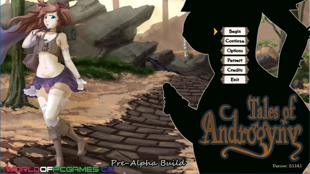 Tales of Androgyny Free Download PC Game By Worldofpcgames.co