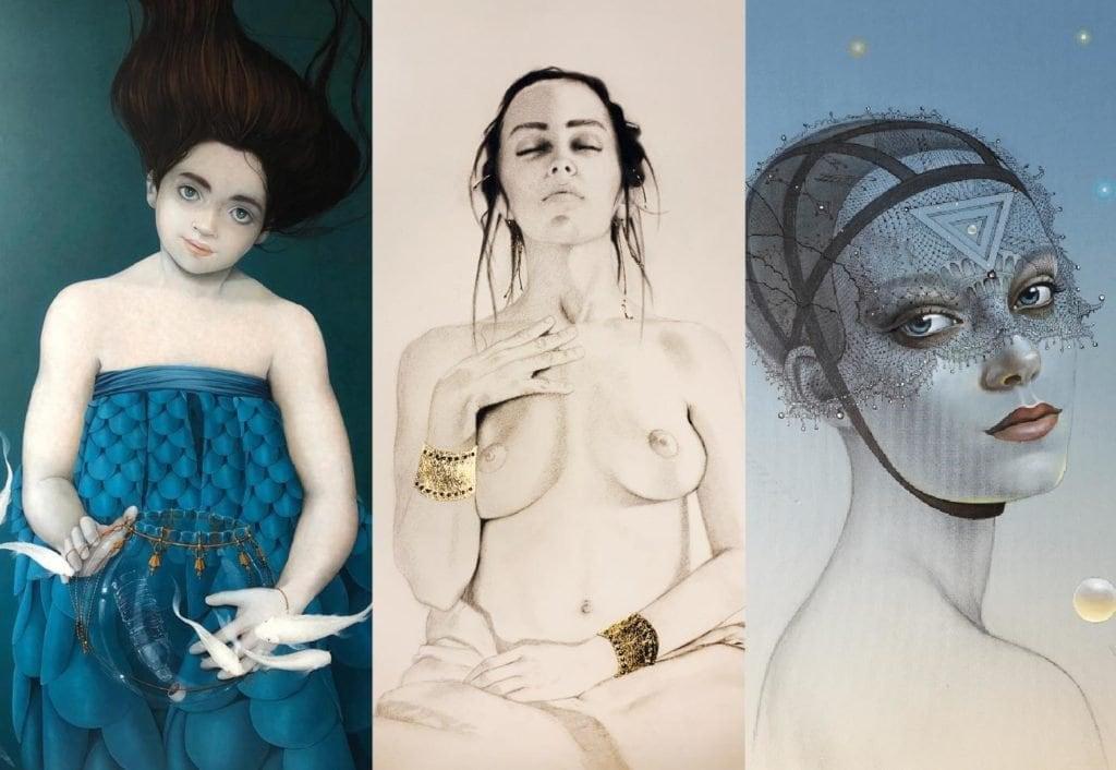 """Exhibition """"Allégorie"""" 3"""