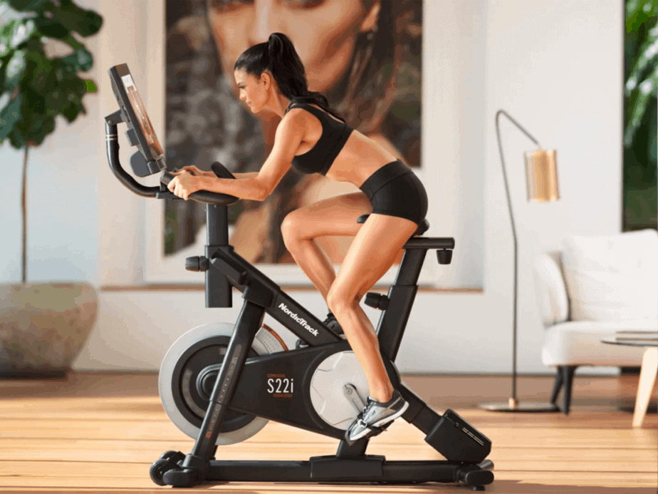 A bike for training at home