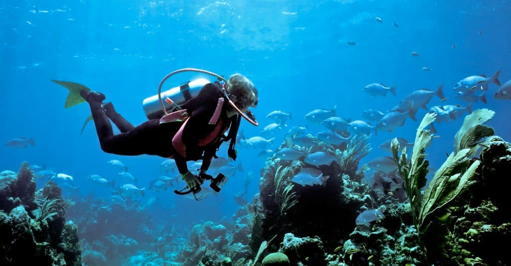 Diving safely within limits