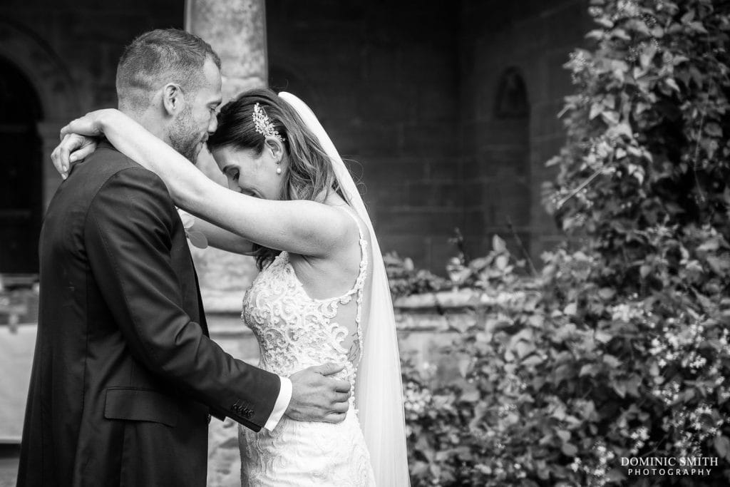 First Dance at Nymans Wedding 1