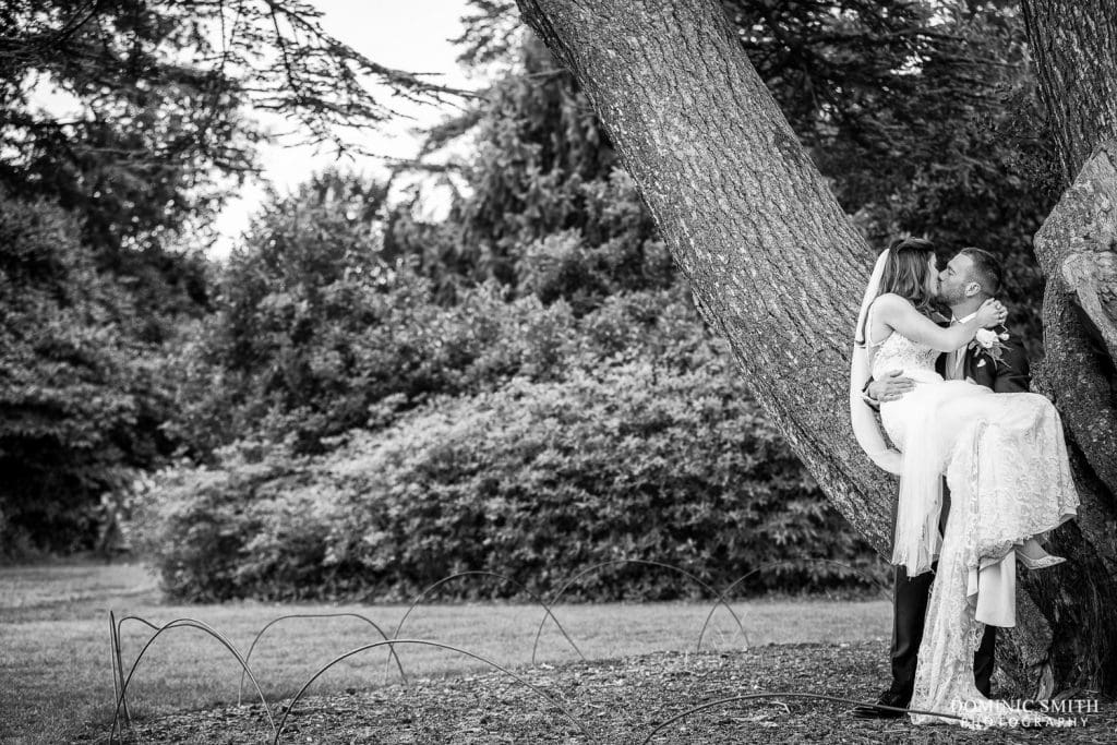 Wedding Couple Photo at Nymans 5