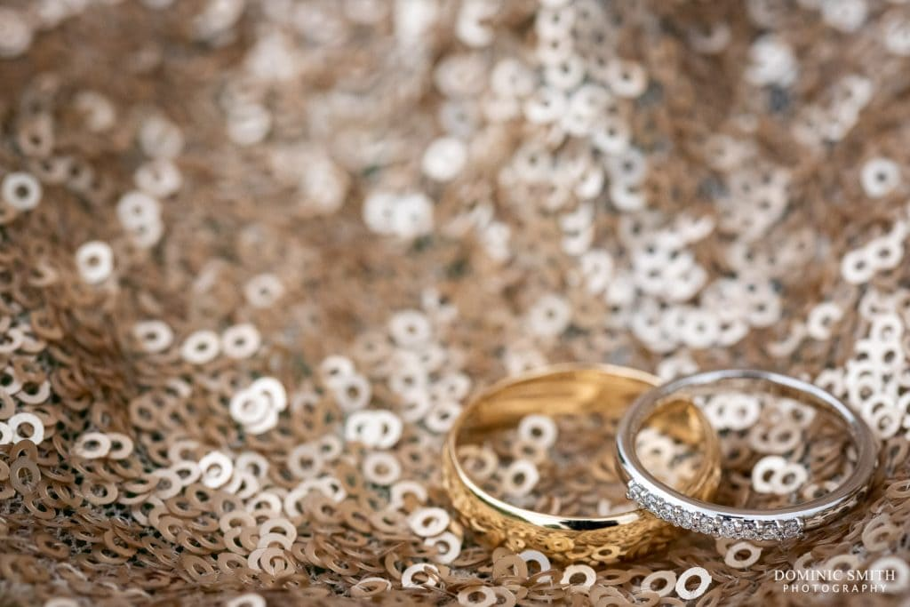 Wedding Rings at Nymans 2