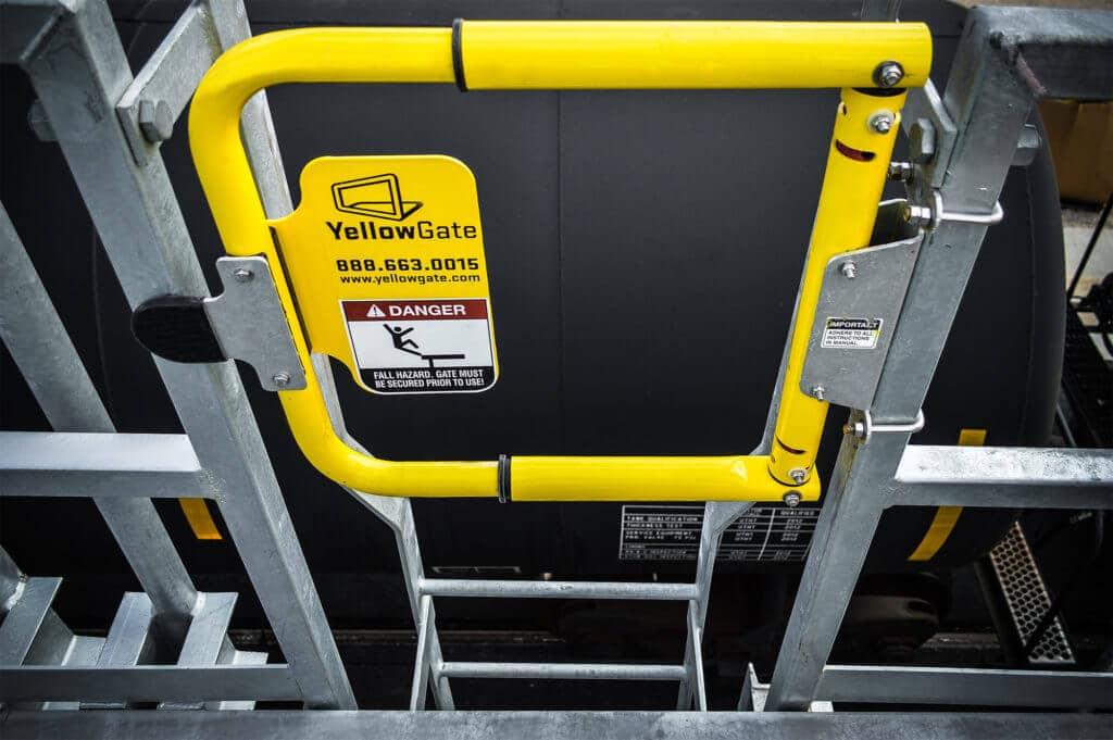 Metal Safety Gate
