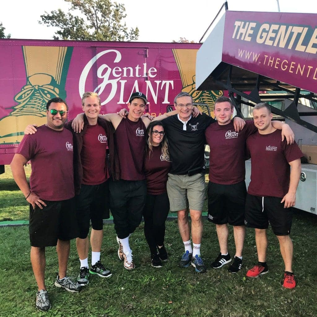 Gentle Giant Returns as a Sponsor of the 54th Annual Head Of The Charles Regatta