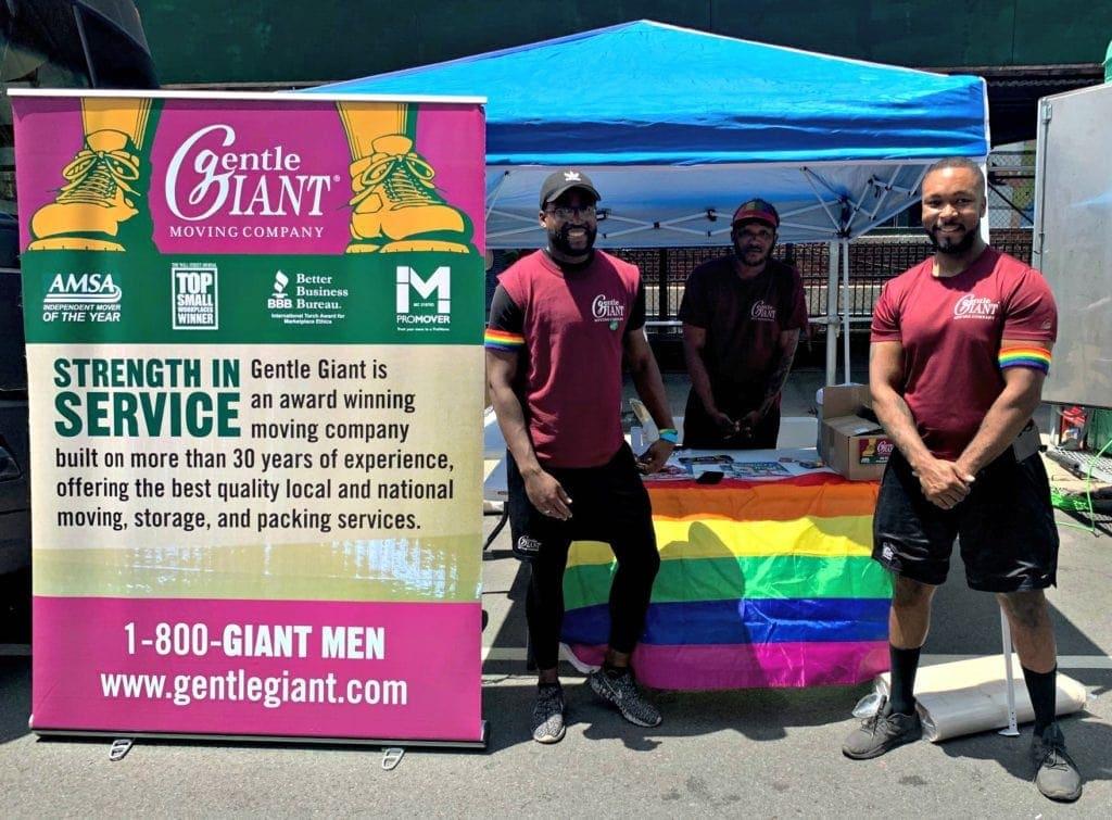 Gentle Giant Brooklyn Supports Virtual Brooklyn Pride Week
