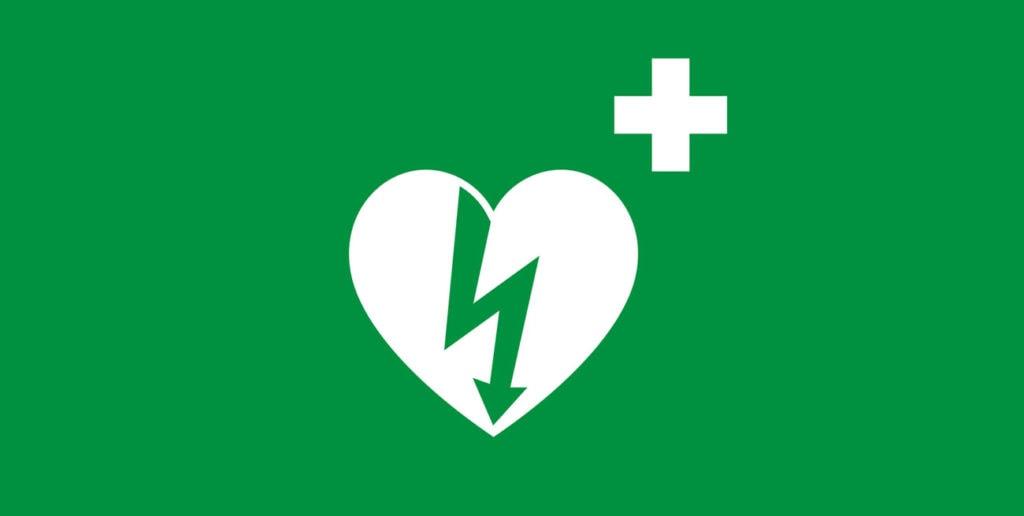 AED - automatyczny defibrylator zewnętrzny