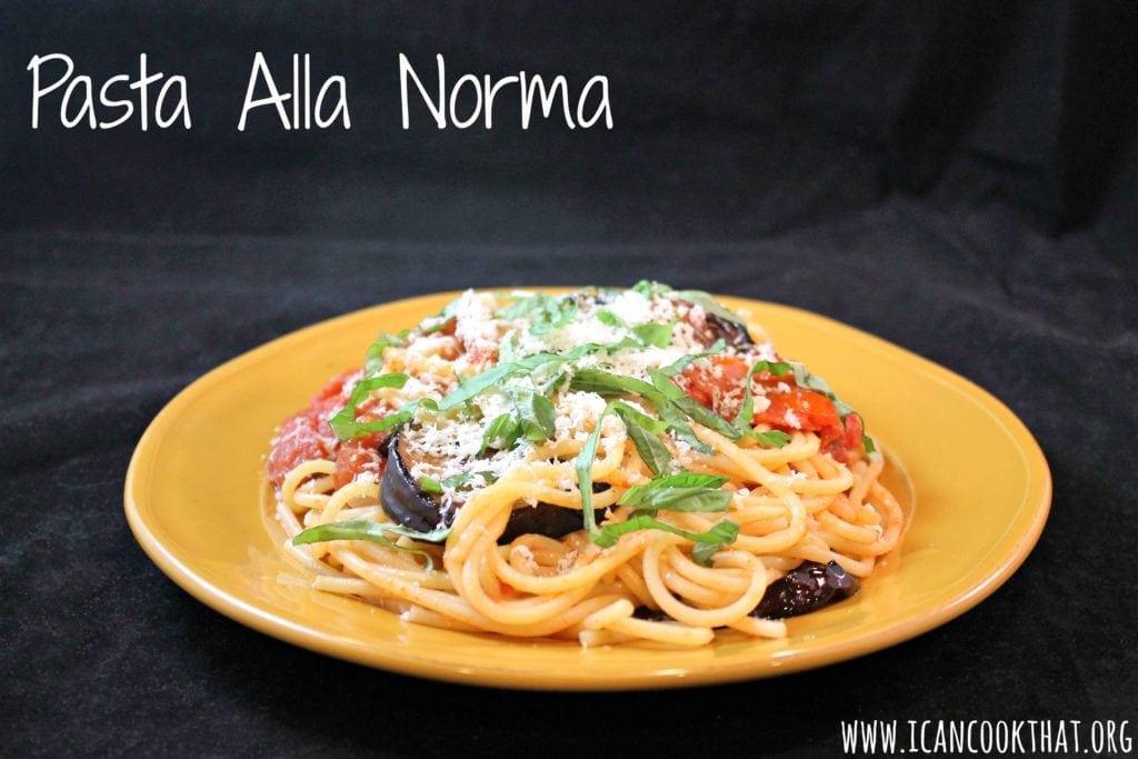 Pasta Alla Norma