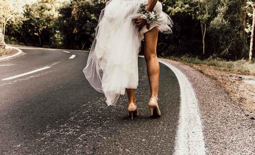 best photographer legs bride