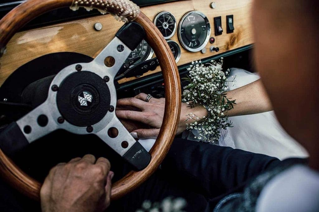 professional photographers car