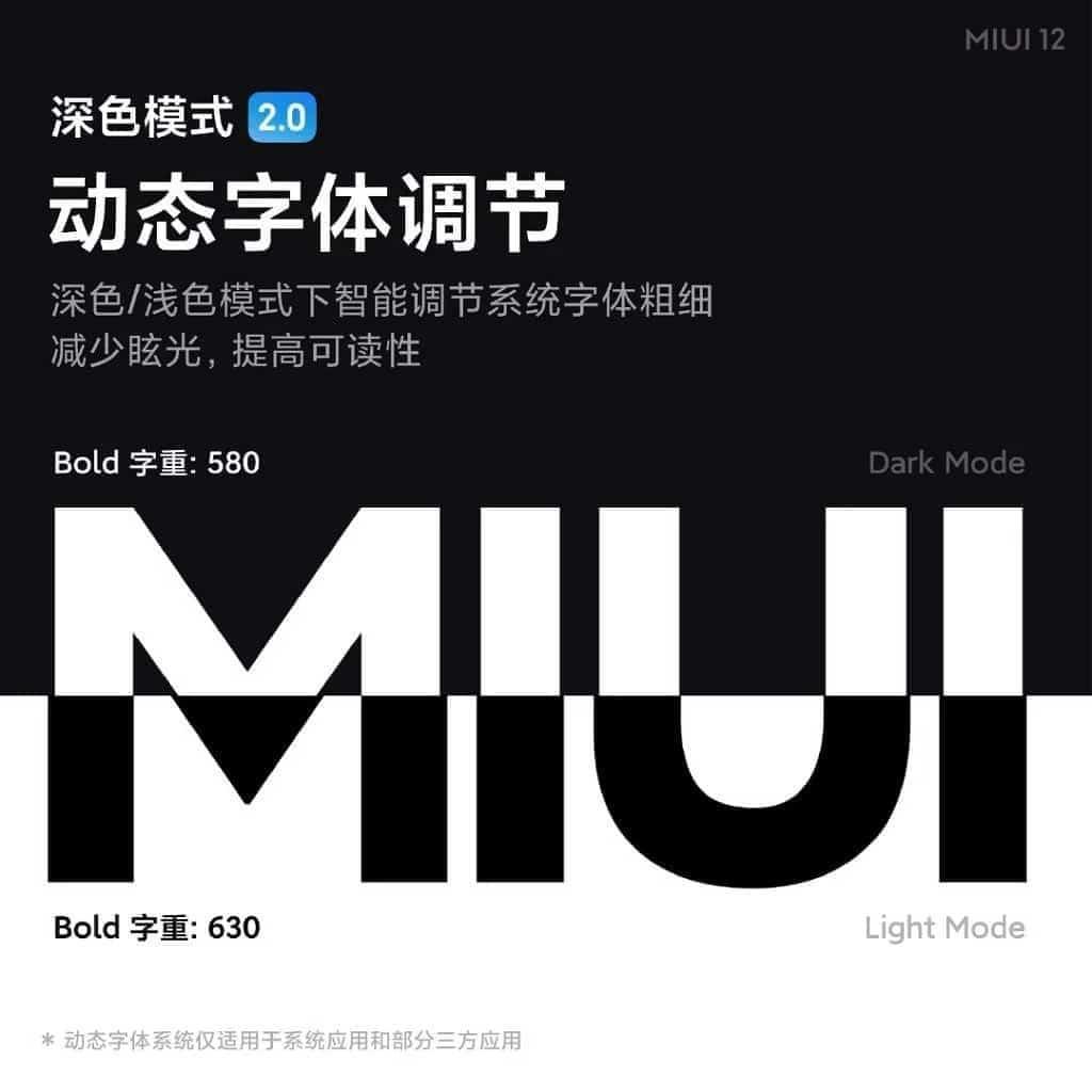 MIUI 12 Mi 10