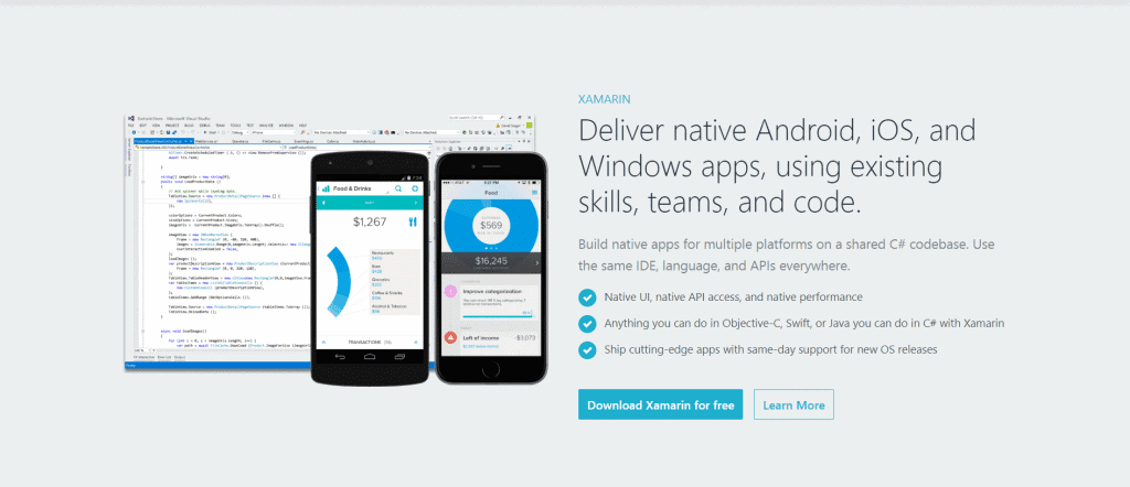 which is better, xamarin or cordova?