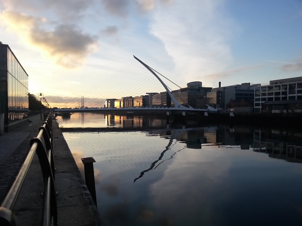 Dublin's fair city