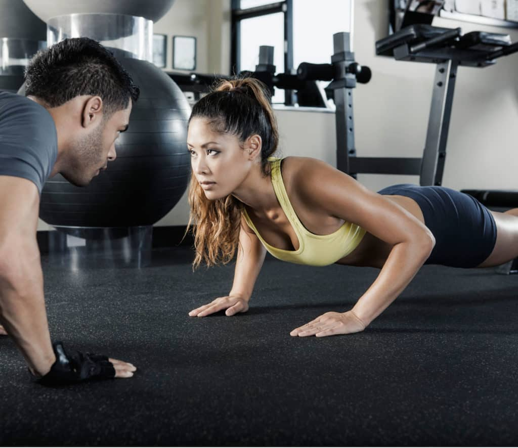 Healthy Life with Fitness First