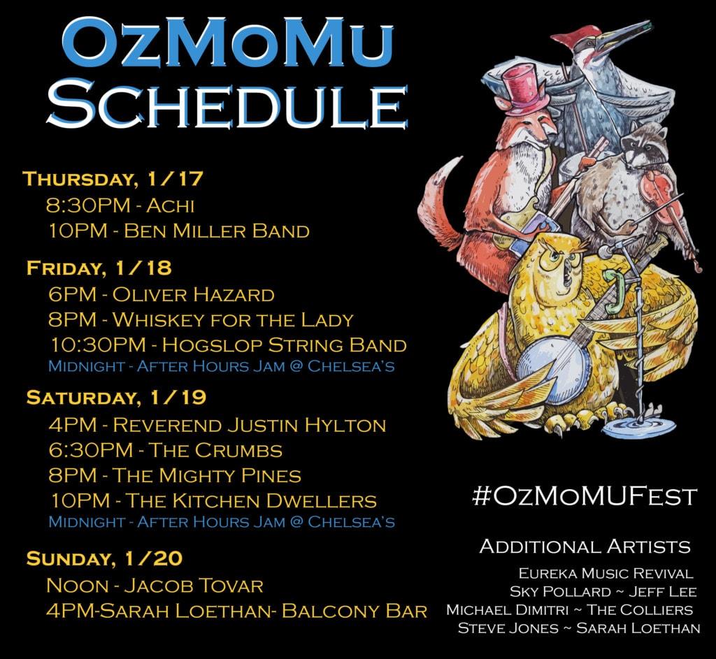 ozark mountain music festival