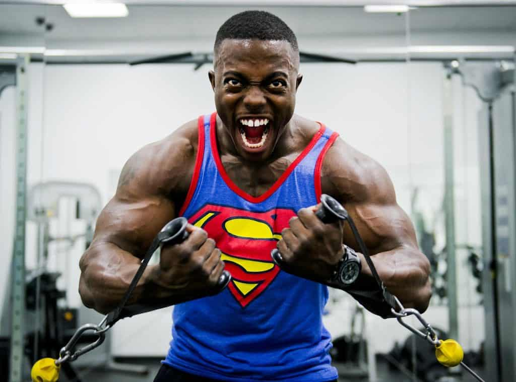 fitness superman