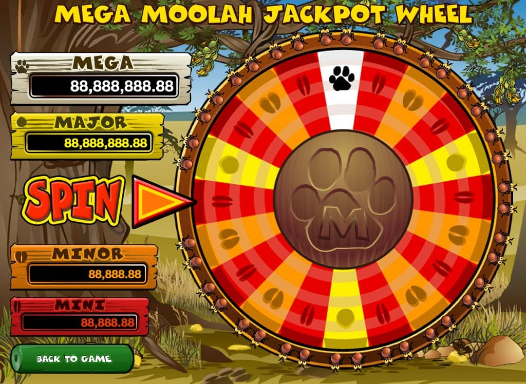mega moolah bonus screenshot video slot microgaming