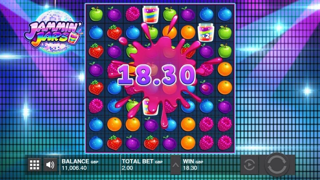 jammin' jars freespins screenshot video slot push gaming