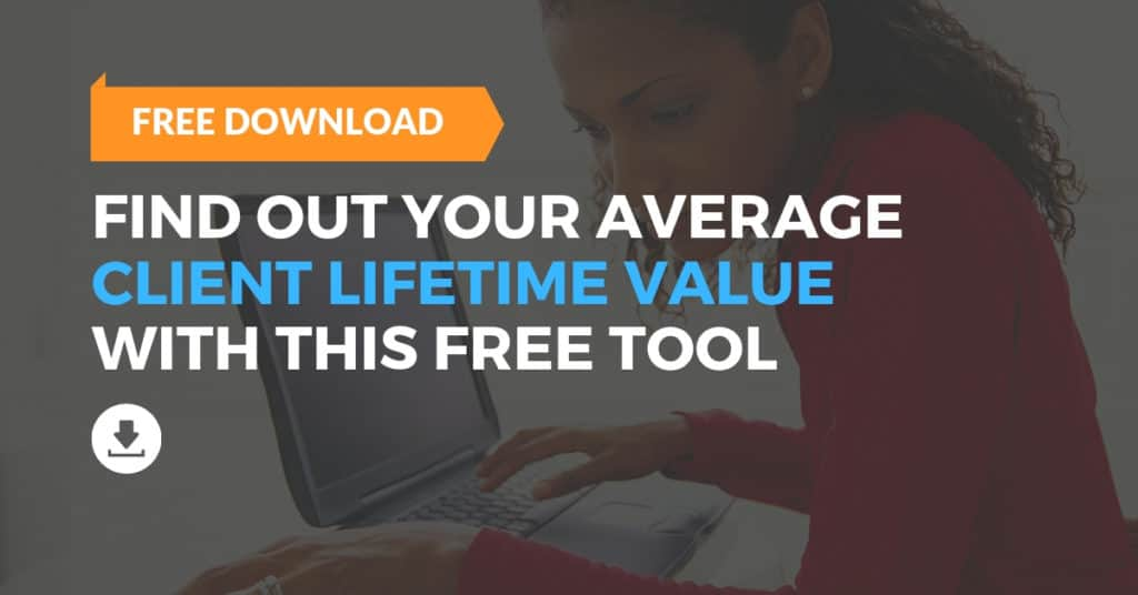 Average Client Lifetime Value Calculator