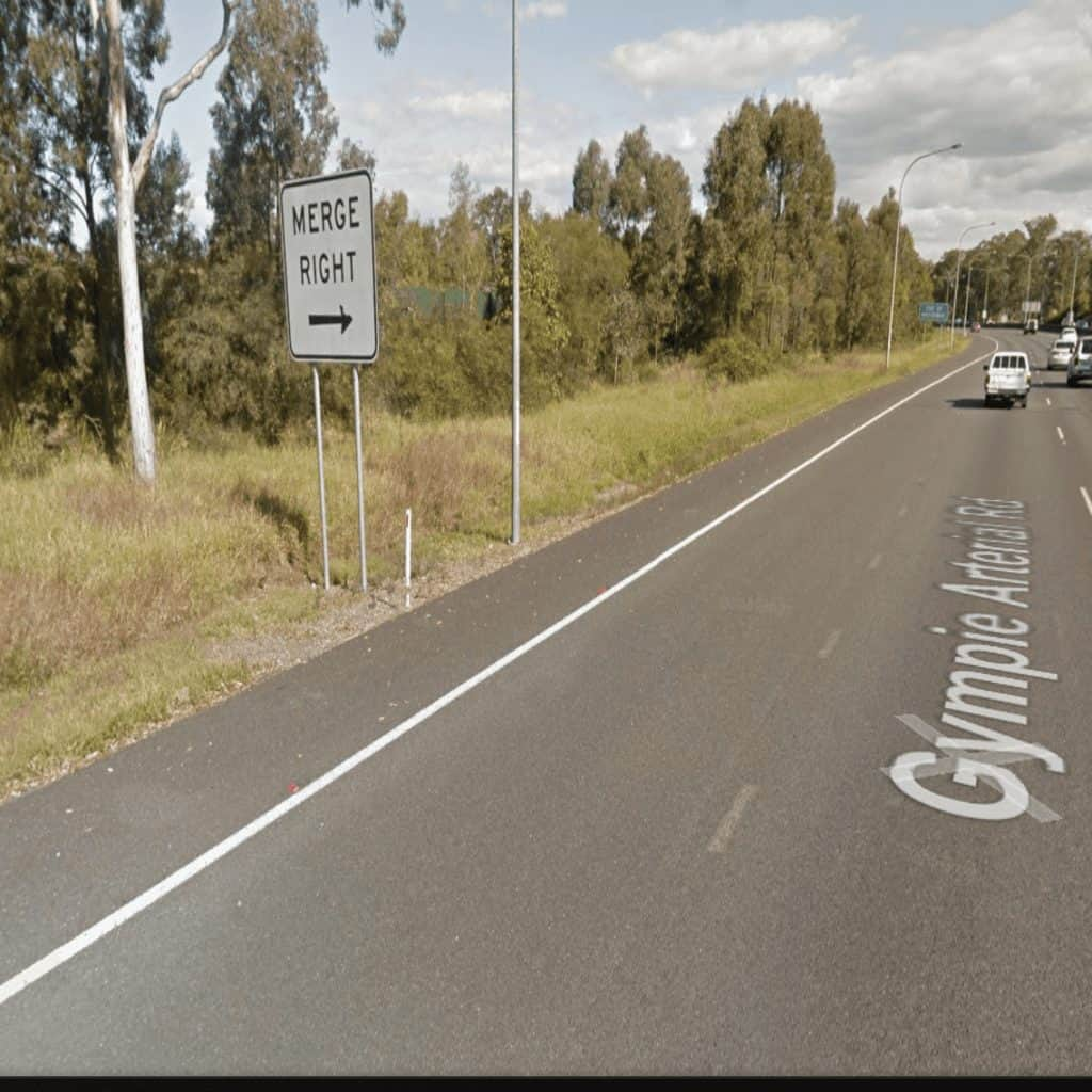 Carseldine Test Route