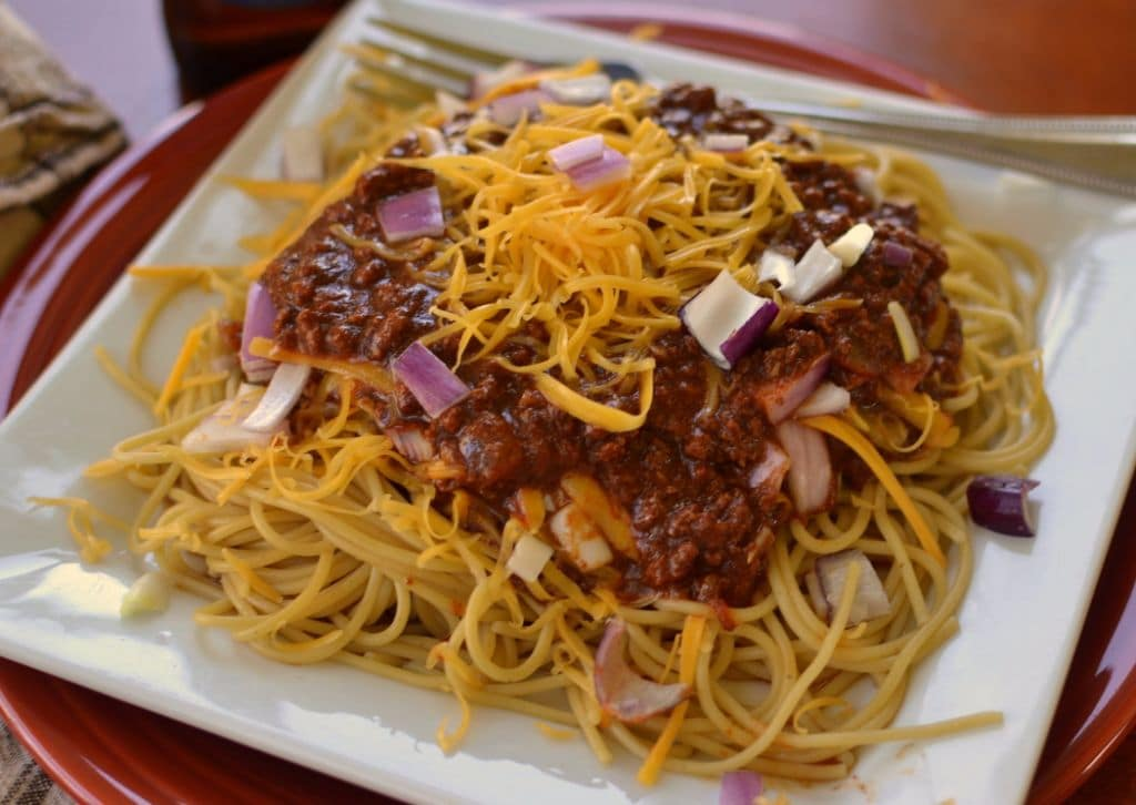 Mouthwatering Good Cincinnati Chili
