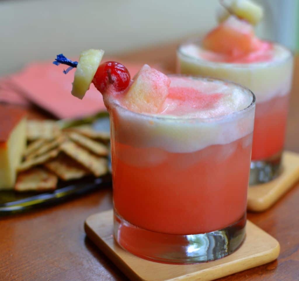 Pineapple Cherry Crush Cocktail (3)