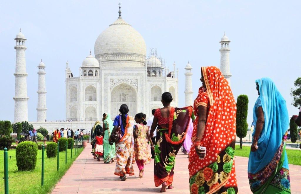 Seeing the Taj Mahal on a River Cruise