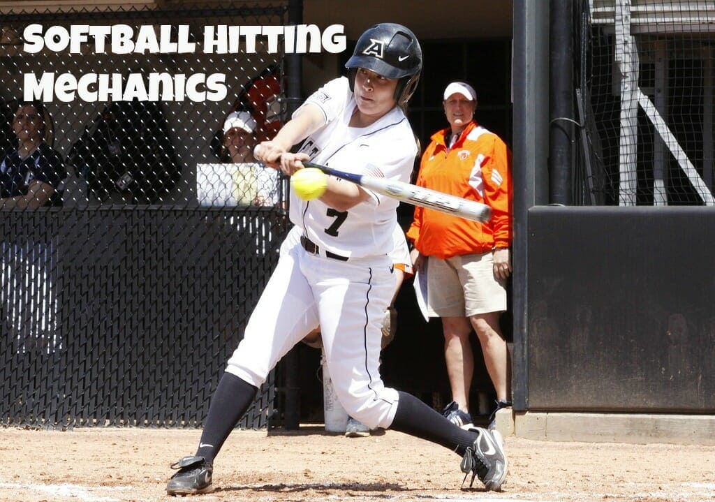 softball hitting