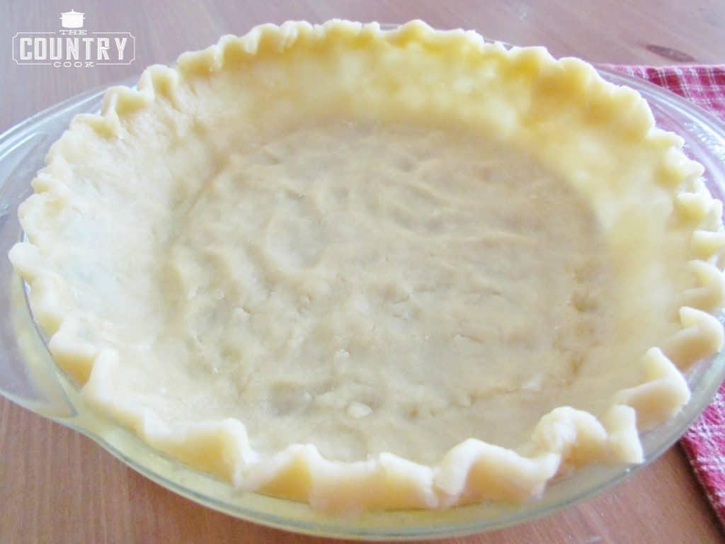Wham Bam Pie Crust