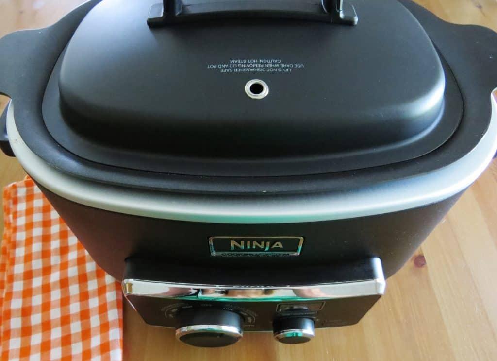 covered Ninja multi cooker slow cooker 6 quart