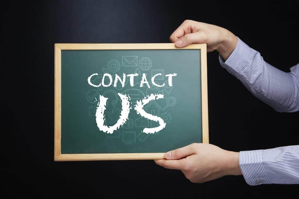 call us, contact us