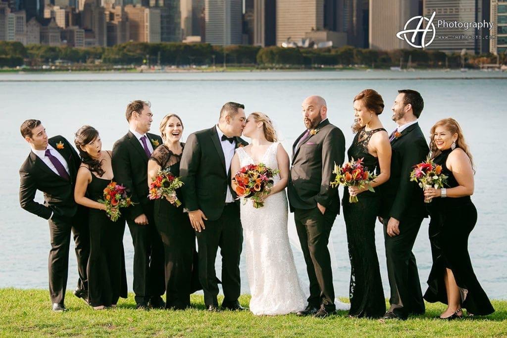 wedding destination Chicago